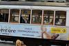 Lisbonne (hans pohl) Tags: portugal lisbonne tramway trains personnes people publicités advertising
