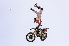 C58R1996 (Nick Kozub) Tags: montreal f1 monster energy compound fmx show demo aerial acrobatic inverted insane trick crazy vertical airborne kissthesky whereisjohannes stunt defy gravity grand prix canada freestyle motocross canon eos 1d x ef usm l 20700 f28 is ii