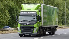 YP65 HJZ (panmanstan) Tags: volvo fm asda wagon truck lorry commercial supermarket freight delivery haulage vehicle a63 road everthorpe yorkshire