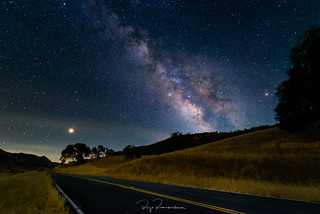 Pulled over by the Stars