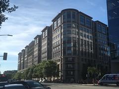 International Finance Corporation, Pennsylvania Avenue NW, Washington, D.C. (Paul McClure DC) Tags: washingtondc districtofcolumbia june2018 modern architecture worldbank