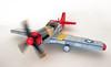 "North American P-51D ""Mustang"" (John C. Lamarck) Tags: lego ww2 wwii war jie star aircraft plane avion fighter mustang p51d north american 1944 brickmania"