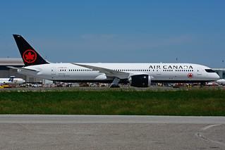 C-FVNB (Air Canada)