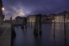 Venetian paths 93 (Maurizio Fecchio) Tags: venice venezia italy italia city cityscape nightcity lights water boats travel sunset tramonto architecture nikon