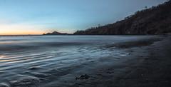 COSTA RICA SUNSET (SAFIRE PHOTO) Tags: costarica beach sunset water reflection waves dark coast seascape exposure nikon