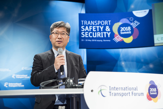 Young Tae Kim on how to reduce road traffic fatalities and serious injuries