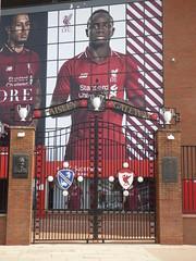 Liverpool FC Anfield Stadium Walkaround Liverpool May 2018 R (symonmreynolds) Tags: liverpoolfc anfieldstadium walkaround football soccer ynwa youllneverwalkalone liverpool may 2018