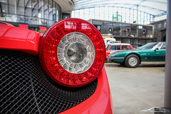 IMG_8561 (Joop van Brummelen) Tags: meilenwerk classic remise duesseldorf düsseldorf cars classics classicremise coupe roadster ferrari 488 458 599 testarossa