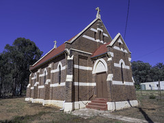 All Saints Anglican Church, Springdale NSW, circa 1917 - See Below (Paul Leader - Paulie's Time Off Photography) Tags: anglicanchurch church springdalensw riverina olympus omd em10 paulleader architecture oldbuilding building god christian christianity saviour savior faith nsw newsouthwales australia allsaintsanglicanchurchspringdalensw
