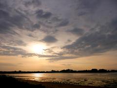 (An Arzhig) Tags: mer baie océan nuages panasonic gx800 bretagne finistère roscoff france