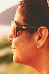 Emily at Sunset Beach (pete4ducks) Tags: emily oregon beach sunsetbeach 2017 summer on1pics sunglasses portrait manzanita matte