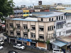 Street Scene (BiggestWoo) Tags: malaysia sibu sarawak street scene china chinese asia