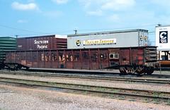 CB&Q 197286 (Chuck Zeiler) Tags: cbq 197286 burlington railroad gondola freight car cicero train chuckzeiler chz