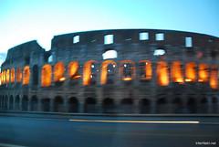 Нічний Рим, Італія InterNetri Italy 099