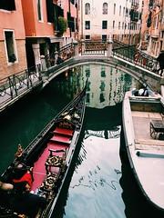 (maycambiasso98) Tags: europe europa world visit outdoor colors color colour city travel gondola water italy italia venecia venize venice
