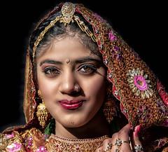 INDIA8858 (Glenn Losack, M.D.) Tags: indiapushkarphotojournalistglennlosackstreetphotographerpeoplescenicshindusanimalsmuslimsbeggingprayermelasfairsfestivalsportraitsleprosysadhusvindravanmathuravaranasikashibanarashomelessphotojournalismdeformedmasjidnewdelhi beauty women girls portaits rajasthan jewelry streetphotographer streetphotography photojournalism jaisalmer glennlosack