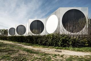 Fondation Vasarely.