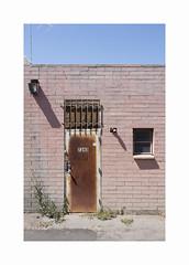 ** (ha*voc) Tags: canon6d canon28mm28is urban urbanfragments rusty phoenix usa arizona silence street