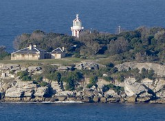 Hornby Lighthouse (The Pocket Rocket, On and Off.) Tags: hornbylighthouse innersouthhead sydneyharbour newsouthwales australia