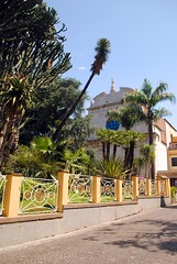 Convento di San Francesco (zawtowers) Tags: sorrento campania italy italia bayofnaples seaside town resort sorrentine peninsula wednesday 30 may 2018 warm dry sunny blue skies sunshine hot holiday vacation break summer convento di san francesco church