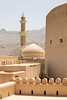 Mosque of Nizwa (mzagerp) Tags: oman nizwa fort mosque mosquée