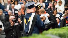 DSC01856 (ElliottSchool) Tags: esia elliott school international affairs graduation 2018 academic regalia ceremony dean reuben brigety baby