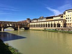 Ponte Vecchio (brimidooley) Tags: florence firenze tuscany toscana italia italy italien city citybreak travel tourism europe europa river arno italie sightseeing florenz florens florencia