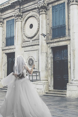 Lettng_Go_wendy-baker (WendyBaker) Tags: urban fineart mutedcolors pastel portrait conceptual surreal model angel