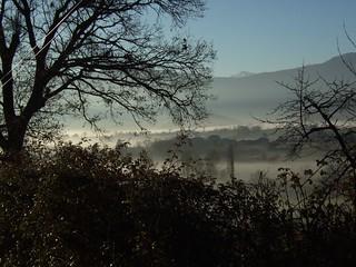 07/02/2k8 brouillard matinal sur rouède