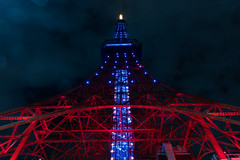 RXV00215 (Zengame) Tags: rx rx100 rx100v rx100m5 rx100mk5 sony zeiss architecture diamondvale illuminated illumination japan landmark lightup night tokyo tokyotower tower ソニー ダイヤモンドベール ツアイス ライトアップ 夜 日本 東京 東京タワー 港区 東京都 jp