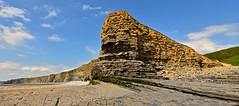NASH  POINT (chris .p) Tags: nash nikon d610 summer 2018 nashpoint wales cliffs june rocks uk coast coastline capture glamorgan southwales