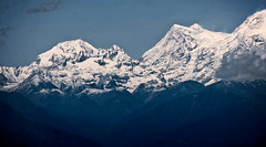 Kangchenjunga mountain range, Sikkim, India (CamelKW) Tags: sikkimindia2018 kangchenjunga mountainrange sikkim india