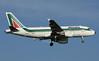 I-BIMJ (Ken Meegan) Tags: ibimj airbusa319112 1779 alitalia romefiumicino 2622009 rome fiumicino airbusa319 airbus a319112 a319
