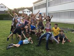 Trainingsweekend & UBS Kids Cup