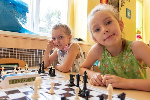X Szachowe Mistrzostwa Przedszkola Miejskiego Nr 6-19