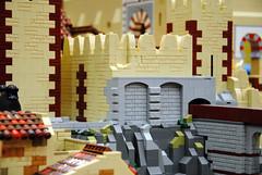Viking Attack (The Brickstons Group) Tags: lego vikings attack diorama