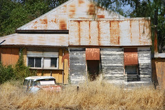 Jericho, Queensland (Mike - through my eyes) Tags: jericho oldhouse abandoned fbholden outback