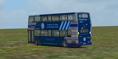 OMSI 2 Cranleigh Konections Repaint (Brandy0604) Tags: transbus alx alx400 400 dennis adl trident 2 omsi cranleigh konections football repaint for