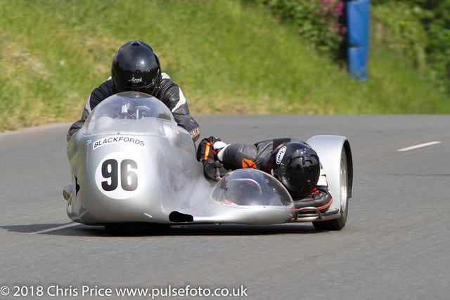 Pre-TT Classic SIdecars