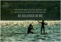 Jim Valvano My father gave me the greatest gift anyone could give another person, he believed in me (symphony of love) Tags: jimvalvano father fatherandson fatherandchild fatherquote fatherslove quoteonfather picturequoteonfather symphonyoflove sol omrekindlingthelightwithin om quotation quote quoteoftheday quotetoliveby quotes qotd inspirationalquote inspirational inspiringquotes inspiration motivationalquotes motivatingquotes motivation dailymotivation dailyinspiration dailyquote potd picturequote picture pictureoftheday pictures
