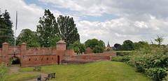 Festung Dömitz (1elf12) Tags: dömitz germany deutschland festung fortification renaissance backstein brick bastion