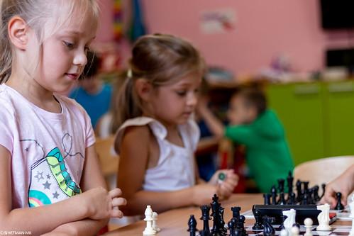 VIII Turniej Szachowy o Mistrzostwo Przedszkola Europejska Akademia Dziecka-24