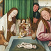 Nativity in the style of Jheronimus Bosch (1550 - 1600)