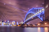 Sydney Beams (satochappy) Tags: vividsydney vividsydney2018 sydney sydneyharbour sydneyharbourbridge beams illumination