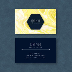 Business Card Colorful Business Cards Marble Texture (Best Designer BD) Tags: card visiting business marble texture background modern abstract branding clean company brand contact corporate creative graphic id identity layout minimal presentation professional stationery template