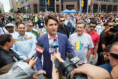 Toronto Pride Parade 2017 (M Hudson) Tags: chief john lgbtq2 tory bellegarde bloor celebration crowds festival first justin mayor minister national nations parade perry pride prime street toronto trudeau on canada can