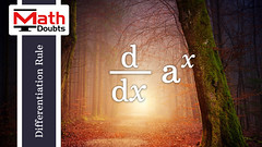 Differentiation of a^x formula (Math Doubts) Tags: differentiation differentiationformula calculus