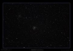 NGC6946 Fireworks Galaxy (Myrialejean... thanks for 1M+ views :)) Tags: ngc6946 fireworks galaxy space astrophotography astronomy sky celestron skywatcher canon cgem 100ed ngc6939 pixinsight astrometrydotnet:id=nova2601136 astrometrydotnet:status=solved