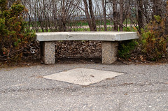 Brandon City Loop Bench (Bracus Triticum) Tags: brandon city loop bench ブランドン manitoba マニトバ州 canada カナダ 5月 五月 早月 gogatsu satsuki fastmonth 2018 平成30年 summer may