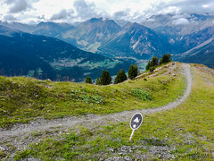 Mountain bike track (_MarcoM_) Tags: bike bici mountain track sentiero pista high